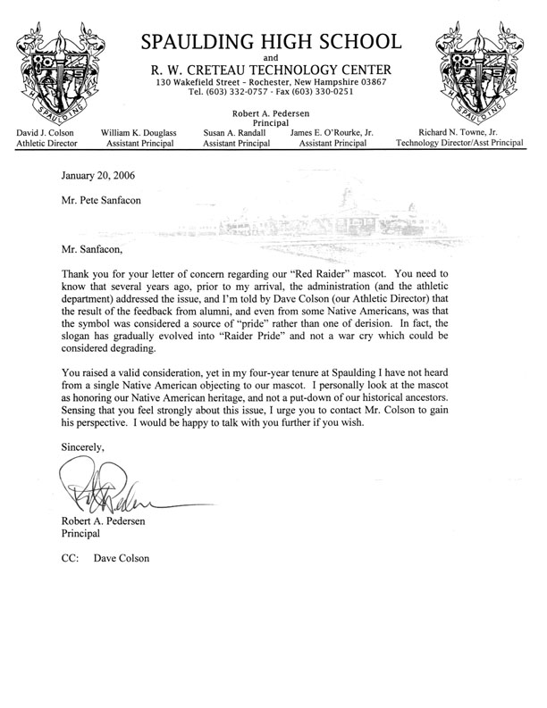 Hs Letter Of Recommendation On School Letterhead